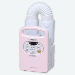 ふとん乾燥機カラリエ1台(ピンク)