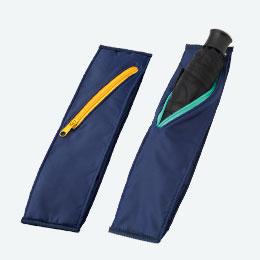 カバンの外付け傘カバー1個