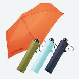 シンプルカラー 折りたたみ傘