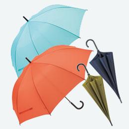 シンプルカラー ビッグジャンプ傘