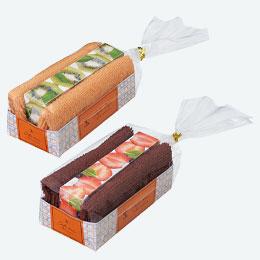 CafeDeli フルーツサンドタオル