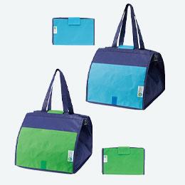 プラスチックスマート ショッピングカートバッグ 1個