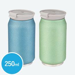 真空ステンレス缶ブラー250ml1個