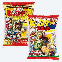 スモールパックW(お菓子9種パック)
