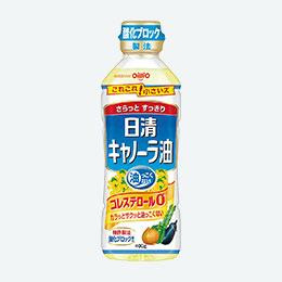 日清オイリオ 日清キャノーラ油400g