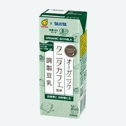 タニタカフェ監修オーガニック調製豆乳200ml