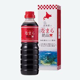 なまら絶品 北海道知床羅臼こんぶ醤油500ml