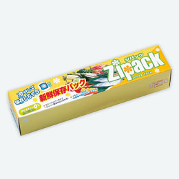 ジパック新鮮保存パック5枚BOX