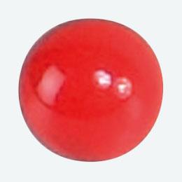 12mm抽選球10個セット(赤)