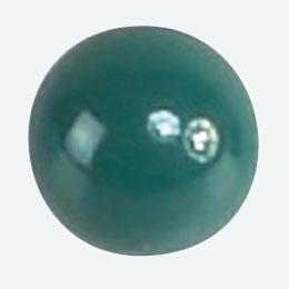 12mm抽選球10個セット(緑)