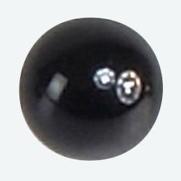 12mm抽選球10個セット(黒)