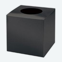 無地抽選箱 黒