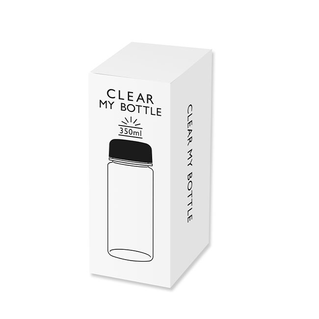 クリアマイボトル350ml(V010358)パッケージ