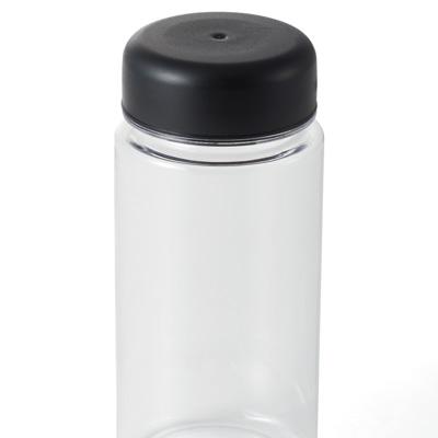 名入れが映えるクリアなボトル