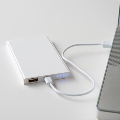 パソコンから繰り返し充電OK