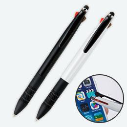 シャープペン付多機能タッチペン