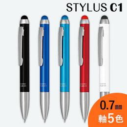 スタイラスC1 0.7mm タッチペン式ボールペン/ゼブラ