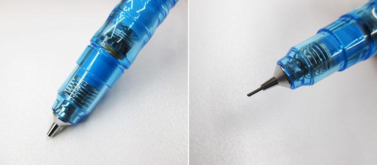 デルガード 0.5mm シャープペンシル/ゼブラ(zebraP-MA85)シャープペンシル芯イメージ