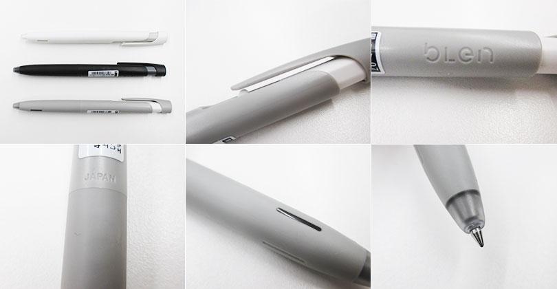 ブレン0.5mm、0.7mm/ゼブラ(zebraBAS88-zebraBA88)本体イメージ