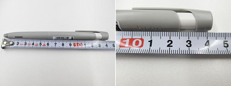 ブレン0.5mm、0.7mm/ゼブラ(zebraBAS88-zebraBA88)サイズイメージ