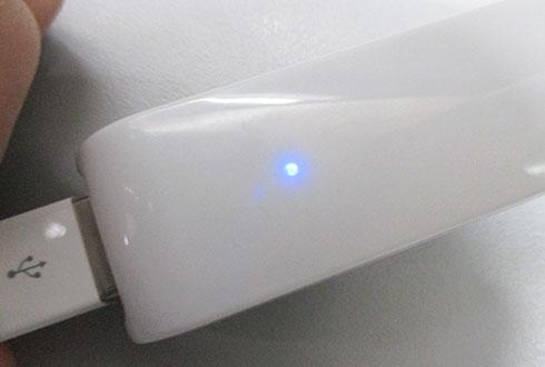 ポケットバッテリー2000(V010357)microUSBプラグイメージ